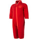 Color Kids Timpi Mini Fleece - Niños - rojo